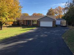 Photo of 21044 West Deer Ridge Drive, Warrenton, MO 63383 (MLS # 18086541)