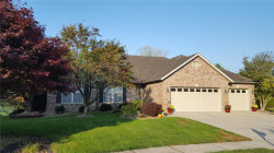 Photo of 1806 Lincoln Knolls Drive, Edwardsville, IL 62025 (MLS # 18086978)