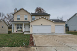 Photo of 117 Pine Hollow Lane, Collinsville, IL 62234 (MLS # 18091019)