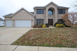 Photo of 153 Somerset Drive, Glen Carbon, IL 62034 (MLS # 18095578)