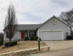 Photo of 1369 Fox Ridge Court, Arnold, MO 63010-2870 (MLS # 19002821)