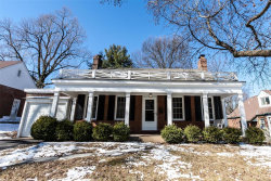 Photo of 1105 South Elm Avenue, Webster Groves, MO 63119 (MLS # 19014385)