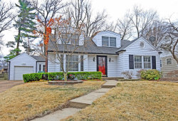 Photo of 528 Locust Court, Webster Groves, MO 63119-3525 (MLS # 19018026)