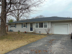Photo of 309 Crestwood Drive, Collinsville, IL 62234 (MLS # 19019872)