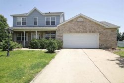 Photo of 3478 Vicksburg Drive, Edwardsville, IL 62025-3138 (MLS # 19027594)