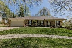 Photo of 13214 Fawnroyal Court, St Louis, MO 63131-1926 (MLS # 19028908)