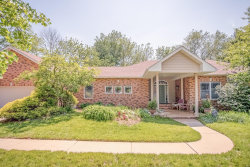 Photo of 1804 Lincoln Knolls Drive, Edwardsville, IL 62025 (MLS # 19039106)