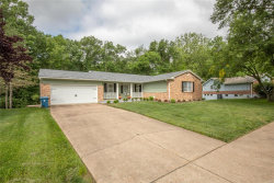 Photo of 851 Gardenway Drive, Ballwin, MO 63011-2815 (MLS # 19042681)