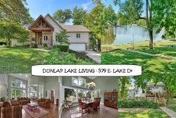 Photo of 579 East Lake Drive, Edwardsville, IL 62025-4266 (MLS # 19073267)