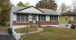 Photo of 6314 Evergreen, St Louis, MO 63134-1704 (MLS # 19076910)