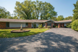 Photo of 12300 Ladue Woods Drive, Creve Coeur, MO 63141-8158 (MLS # 19077160)