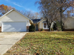 Photo of 1212 Jacquelyn Court, Maryville, IL 62062-6206 (MLS # 19078525)