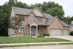 Photo of 6134 Stone Wolfe Drive, Glen Carbon, IL 62034 (MLS # 19084351)