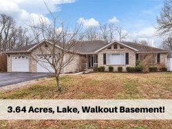 Photo of 5318 Three Lake Estates Lane, Edwardsville, IL 62025-4655 (MLS # 19086841)