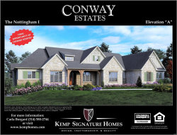 Photo of 345 Upper Conway Estates Court, Town and Country, MO 63141 (MLS # 20001116)