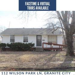 Photo of 112 Wilson Park Lane, Granite City, IL 62040 (MLS # 20006221)
