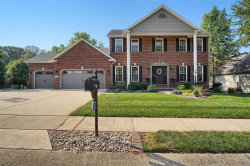 Photo of 1800 Lincoln Knolls Dr., Edwardsville, IL 62025 (MLS # 20016868)