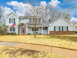 Photo of 2808 Hilly Haven Court, Oakville, MO 63129-5708 (MLS # 20018105)