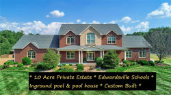 Photo of 3416 Black Oak Lane, Edwardsville, IL 62025 (MLS # 20025523)