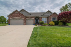Photo of 132 Savannah Court, Glen Carbon, IL 62034 (MLS # 20026096)