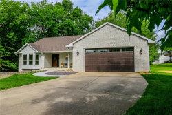 Photo of 402 Alderwood Court, Edwardsville, IL 62025-3162 (MLS # 20030550)