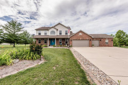 Photo of 917 Country Pointe Lane, Marine, IL 62061-1772 (MLS # 20044344)