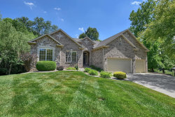 Photo of 10 Bear Creek Court, Glen Carbon, IL 62034-1377 (MLS # 20044704)