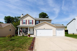 Photo of 117 Pine Hollow Lane, Collinsville, IL 62234-4784 (MLS # 20064867)