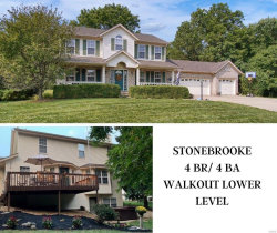 Photo of 1605 Stonebrooke Drive, Edwardsville, IL 62025-4220 (MLS # 20064904)