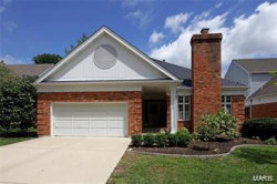 Photo of 9017 Fair Oaks Crescent, St Louis, MO 63117-1040 (MLS # 20068335)