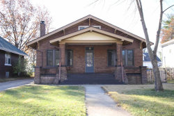 Photo of 10 Halleck Avenue, Edwardsville, IL 62025-1813 (MLS # 20083475)