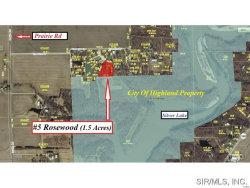 Photo of 5 Rosewood Lane, Highland, IL 62249 (MLS # 19042418)