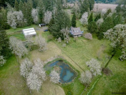 Photo of 39830 Echo Hills Rd, Scio, OR 97374 (MLS # 731343)