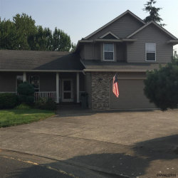 Photo of 412 Cascade Meadow Dr SW, Sublimity, OR 97385 (MLS # 737842)