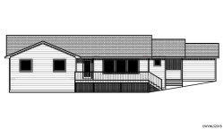 Photo of 6933 Rock View Dr SE, Turner, OR 97392 (MLS # 739622)