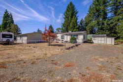 Photo of 1354 Clark Mill Rd, Sweet Home, OR 97386 (MLS # 753482)