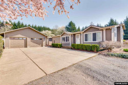 Photo of 8229 Marvin Gardens Ln, Aumsville, OR 97325 (MLS # 761856)