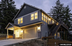 Photo of 609 Coastal View Dr, Philomath, OR 97370 (MLS # 765122)