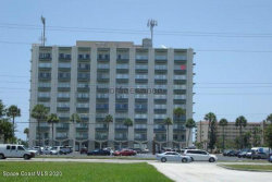 Photo of 1980 N Atlantic Avenue, Unit 713, Cocoa Beach, FL 32931 (MLS # 879696)