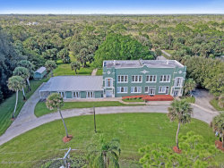 Photo of 1490 Marie Street, Malabar, FL 32950 (MLS # 891821)