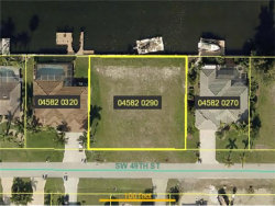 Photo of 2119 SW 49th ST, Cape Coral, FL 33914 (MLS # 217019427)