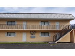 Photo of 2418 Maple AVE, Unit 406, Fort Myers, FL 33901 (MLS # 217043987)