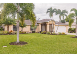 Photo of 709 SE 35th TER, Cape Coral, FL 33904 (MLS # 217053461)