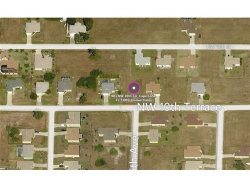 Photo of 601 NW 10th TER, Cape Coral, FL 33993 (MLS # 217058026)