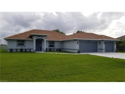 Photo of 714 SW 13th ST, Cape Coral, FL 33991 (MLS # 217060045)