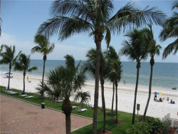 Photo of 4750 E Estero BLVD, Unit 203, Fort Myers Beach, FL 33931 (MLS # 218044802)