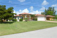 Photo of 3838 SW 19th PL, Cape Coral, FL 33914 (MLS # 220022838)