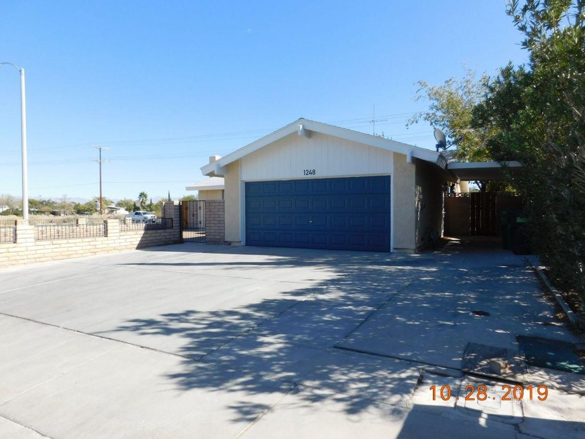 Photo for 1248 N Las Posas CT, Ridgecrest, CA 93555 (MLS # 1956426)
