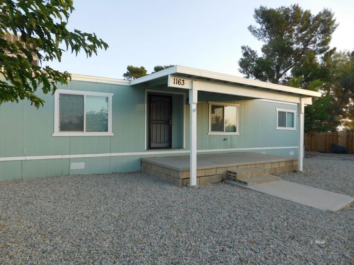 Photo for 1163 N Garth ST, Ridgecrest, CA 93555 (MLS # 1957223)