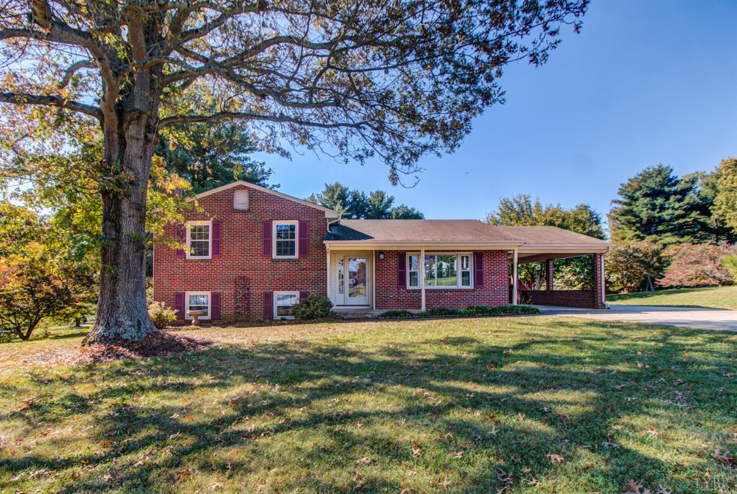 Photo for 1704 North Hills Drive, Bedford, VA 24523 (MLS # 307975)